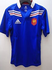 JERSEY FRANCE  ADIDAS  RUGBY HOME