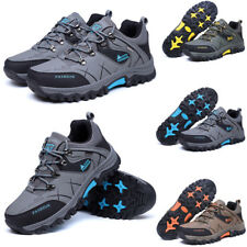 GENUINE Men's Trail Hiking Boots Waterproof Athletic Non Slip Outdoors Shoes US
