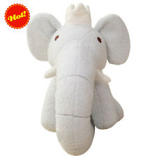 Big Nose Cutie Elephant Plush Soft Toy Cushion Pillow For Kids And Home Decor