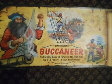 Vintage 1971 Buccaneer Waddingtons Board Game - Replacement Spare Parts / Spares