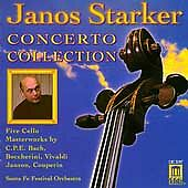Janos Starker: Concerto Collection, New Music