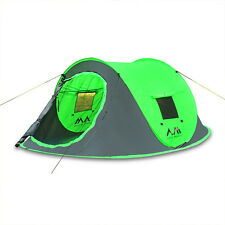 Pop Up Tent Camping Hiking Easy Setup Quick Shelter Waterproof Portable Light