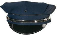 Navy Blue - Law Enforcement Utility Cover 8 Pointed Cap