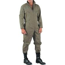Foliage Green - Military Style Flight Coveralls