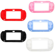 Soft Silicone Skin Protector Cover Case Shell for Sony PS Vita PSV Console