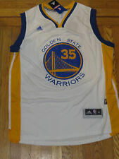 Kevin Durant #35 Golden State Warriors KIDS Youth Stitched Basketball Jersey