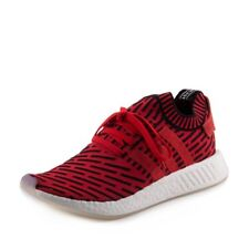 Adidas Mens NMD_R2 PK Red/Black Fabric