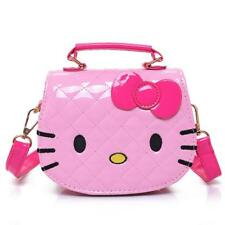New Cute Mini Bag HelloKitty PU Waterproof  Fashion - Pink Black White Rose Gold