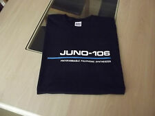 RETRO SYNTH T SHIRT SYNTHESISER DESIGN JUNO 106 S M L XL XXL