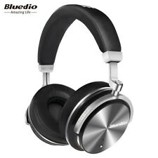 Bluedio Active Noise Cancelling Wireless Bluetooth Headphones Headset With Mic