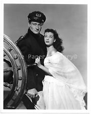 Portrait Photograph of John Wayne and Gail Russell~95930