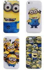 Minion Despicable me soft silicone cover For iPhone 5/5s 6 Case NEW UK