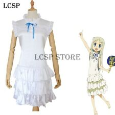LCSP The Flower We Saw That Day Honma Meiko Menma Cosplay Costume Clothes