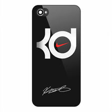 Basketball Kevin Durant Logo Print Hard Plastic Case For iPhone 6 6s 7 X (Plus)