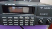 Realistic 200 Channel Pro 2039 programmable scanner UHF VHF AM FM HYPERSCAN RARE