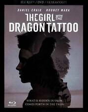 The Girl with the Dragon Tattoo, Blu-Ray/DVD/Ultraviolet