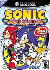 Sonic Mega Collection (Nintendo GameCube, 2002)