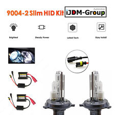 35W 9004 Dual Beam Xenon Conversion HID Slim Kit ( High - Halogen / Low - HID)