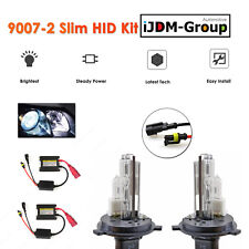 35W 9007 Dual Beam Xenon Conversion HID Slim Kit ( High - Halogen / Low - HID) !