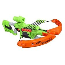 Nerf Zombie Strike Dreadbolt Crossbow Arrow Fire Detachable Scope Christmas Gift