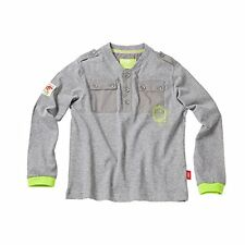 Audi Collection Kids Grey Long Sleeved Top