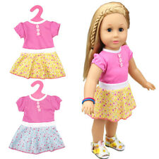Doll Clothes Woman Costume for 18 inch Girl Doll Clothes Dolls Clothes