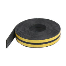 5m D,P,E,I Type Foam Draught Excluder Self Adhesive Seal Strip Door Window