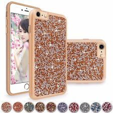 Luxury Bling Rock Crystal Shiny Diamond Case Cover For Apple iPhone 6 6S Plus