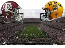 2 LSU TIGERS @ vs TEXAS A&M AGGIES 11/24/18 - SECTION 315 - ADA ACCESSIBLE