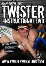 Twister Wrestling DVD Coaching Technique Video MMA BJJ  youth instructional