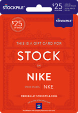 Gift Card for Nike Stock