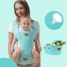 Baby Breathable Ergonomic Stool Lumbar Sit Multi-function Backpack Carrier