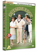 OUTSIDE EDGE- Complete Series 1,2 & 3   New  4 Disc Set      Fast  Post