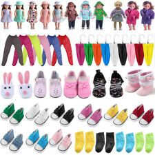 Doll Clothes Dress Pajames For 18 inch American Girl/Our Generation/My Life Dool