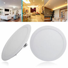 10X Ceiling Panel Light Dimmable Recessed LED ,Downlight Fixtures Round & Square