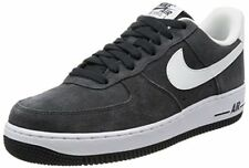 Nike Mens Air Force 1 Low 07 Basketball Shoes Anthracite/White 315122-067 Size 8
