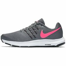 Nike Womens Run Swift, Cool Grey/Hyper Pink-Dark Grey-Black, 9.5