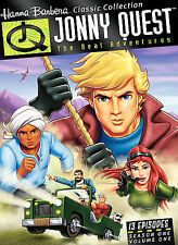 The Real Adventures of Jonny Quest - The Complete First Season (DVD, 2009, 2-Di…