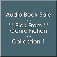 Audio Book Sale: Genre Fiction (1) - Pick what you want to save