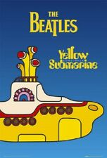 THE BEATLES YELLOW SUBMARINE SOUNDTRACK POSTER (61x91cm) PICTURE PRINT NEW ART