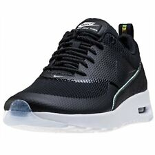 nike womens air max THEA PRM running trainers 616723 sneakers shoes (US 7, blac