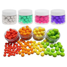 1 Box Smell Pop up Fishing Lure Boilies Floating Carp Baits Soluble in Water