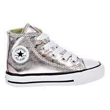Converse CT All Star High Top Infant Shoes Rose Quartz/White/Black 757628f