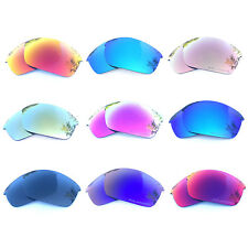Polarized Replacement Lenses for-Oakley Flak Jacket Sunglasses Multiple-Options