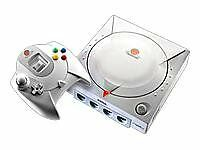 Sega Dreamcast Launch Edition White Console (NTSC) REV0 Model
