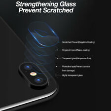 For iphoneX  8Plus Rear Camera Lens Tempered Glass Protector Guard Film Cover