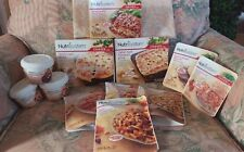 NEW Sealed Nutrisystem Lot of Breakfast, Lunch, Dinner, Snacks Weight Loss Meals