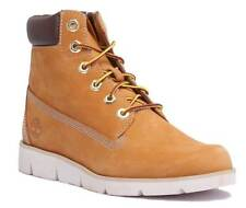 Timberland A1RBS Radford 6 Inch Youth Nubuck Leather Wheat Ankle Boots Size UK 3