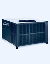 HVAC DIRECT 3.5 Ton 14 SEER R410A Multi-Position Packaged Heat Pump