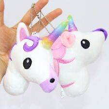 Catoon Soft Plush Doll Keyring Chain Pendant Decoration Bag Accessories Xmas
